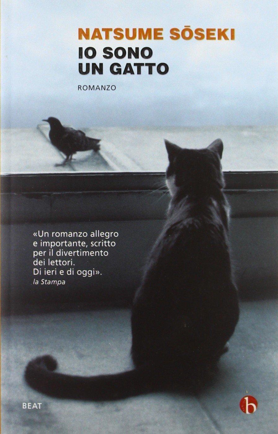 IO SONO UN GATTO Natsume Sōseki recensioni Libri e News