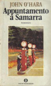 Recensione Appuntamento a Samarra di John O' Hara Un LiBro