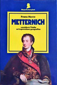 Metternich Franz Herre Recensione UnLibro