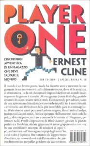 Palyer one Ernest Cline Recensione UnLibro