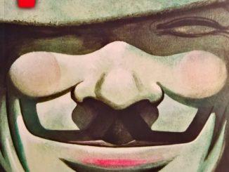 V FOR VENDETTA Alan Moore David Lloyd Recensioni Libri e News