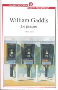 Le perizie William Gaddis Recensione UnLibro