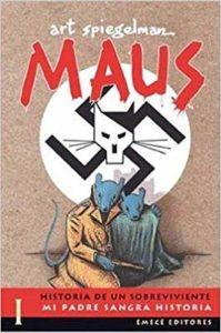 MAUSArt Spiegelman Recensione UnLibro