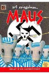MAUS, di Art Spiegelman Recensione UnLibro