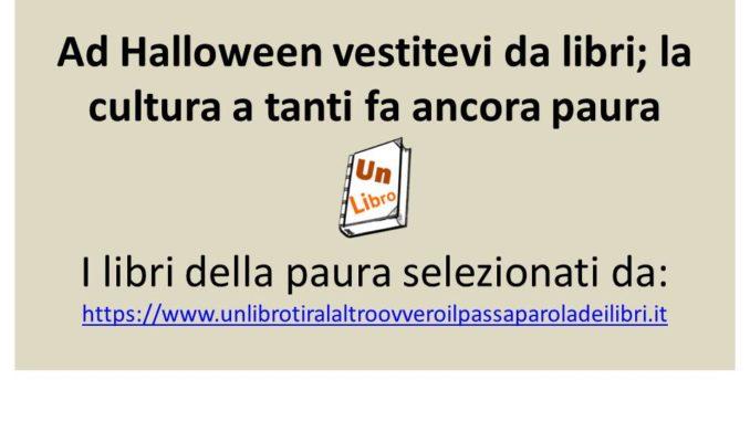Letture e Lettori - Speciale Halloween! Otto consigli per letture da brivido Recensioni UnLibro