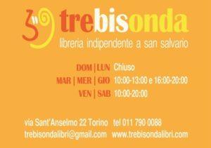Libreria Trebisonda Torino Recensioni Libri e News UnLibro