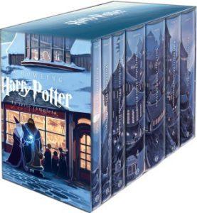 HARRY POTTER La serie completa, di J. K. Rowling Recensioni Libri e News Unlibro