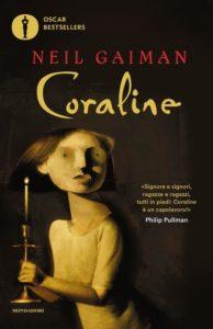 CORALINE Neil Gaiman Recensioni Libri e News