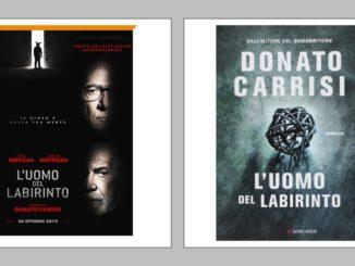 L'uomo del labirinto D Carrisi Film Libro