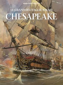 Chesapeake Jean-Yves Delitte