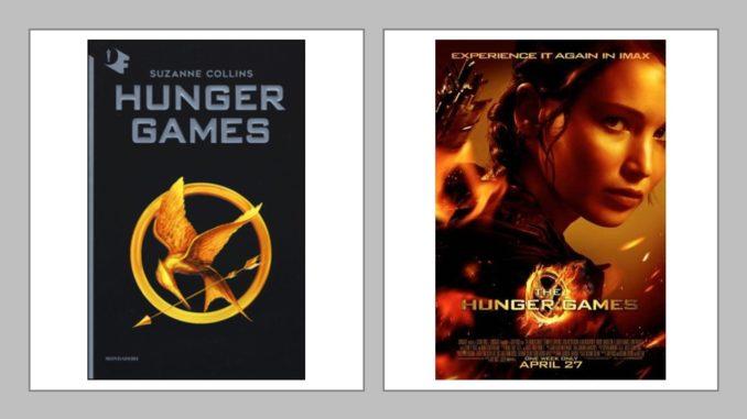 Unger Games Libro/ Film