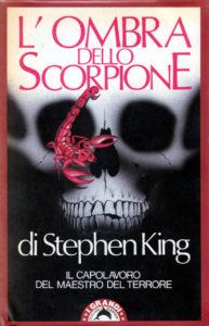 l'ombra dello scorpione S. King