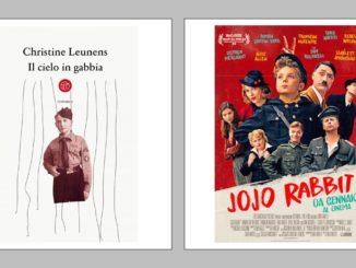 Libro/Film IL CIELO IN GABBIA Christine Leunens - JOJO RABBIT Taika Waititi Recensioni Libri e News
