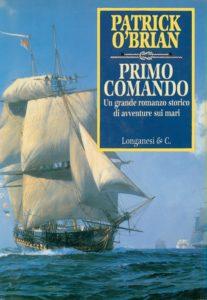 PRIMO COMANDO Patrick O'Braian recensioni libri e News