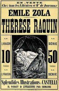 THÉRÈSE RAQUIN Émile Zola Recensioni Libri e News