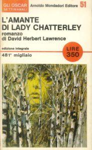 L'AMANTE DI LADY CHATTERLEY D.H. Lawrence Recensioni Libri e news