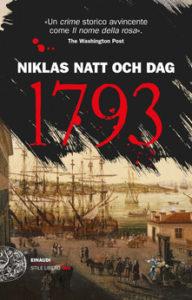 1793 Niklas Natt Och Dag Recensioni Libri e News
