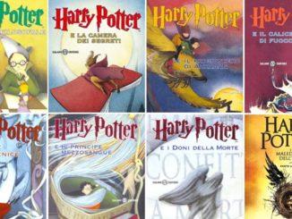 Harry Potter Recensioni Libri e News