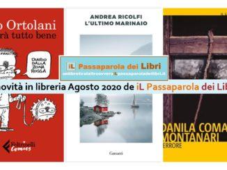 Novità in libreria de iL Passaparola dei Libri
