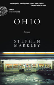 OHIO Stephen Markley Recensioni Libri e News