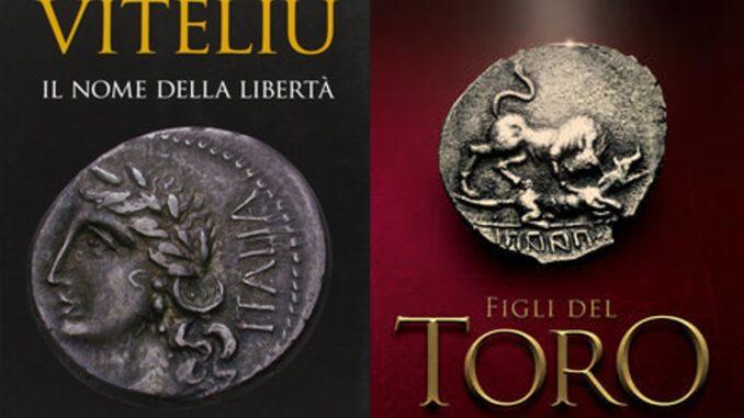VITELIÙ. IL NOME DELLA LIBERTÀ - FIGLI DEL TORO - Nicola Mastronardi Recensioni Libri e News