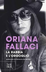 La rabbia e lorgoglio Oriana Fallaci