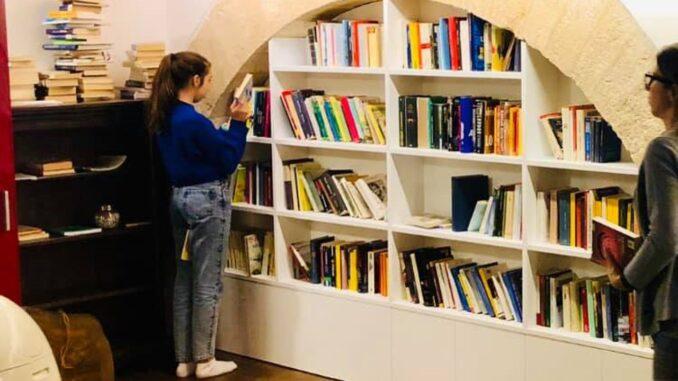 Ordinare la libreria