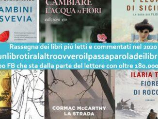 Libri più letti a Dicembre 2020