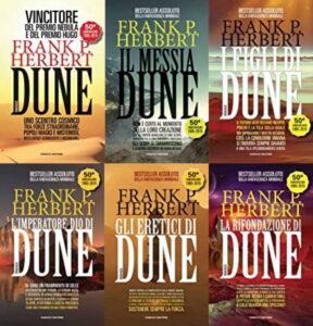 Il ciclo di Dune Recensioni Libri e News