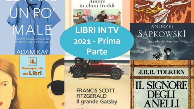 Libri in TV