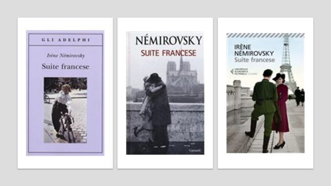 Suite francese Recensioni Libri e News