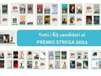 Preio Strega 2021 candidati