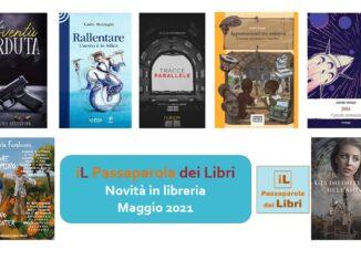 Maggio 2021 libri novità