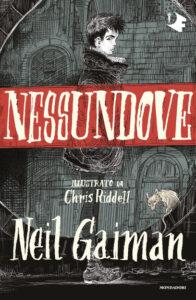 NESSUNDOVENeil Gaiman Recensioni Libri e News