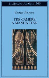 TRE CAMERE A MANHATTAN G. Simenon
