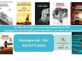 libri agosto
