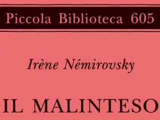 IL MALINTESO Irène Némirovsky